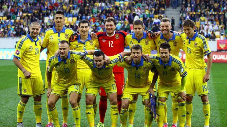 Сборная Украины может сыграть товарищеский матч со Швейцарией