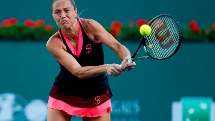 Украинская теннисистка пробилась в основную сетку престижного турнира