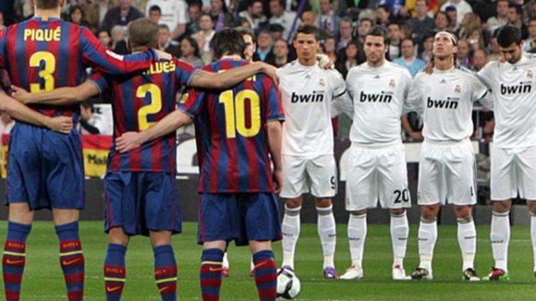 «Барселона» впервые в истории Примеры обыграла «Реал» на выезде три раза подряд