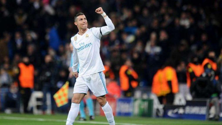 Роналду покорилось уникальное достижение в Лиге чемпионов