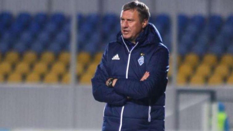 Тренер Динамо рассказал, как команда готовится к матчу с Партизаном