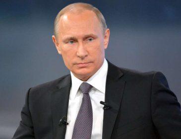 Путин признал, что российские спортсмены принимали доппинг