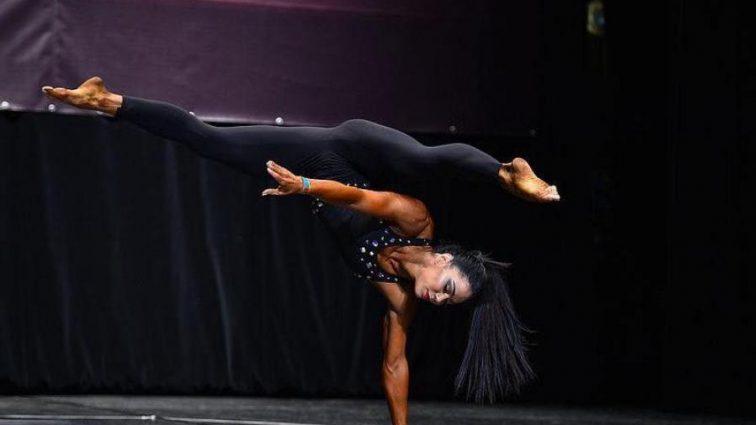Украинская фитнес-модель стала победительницей престижного турнира