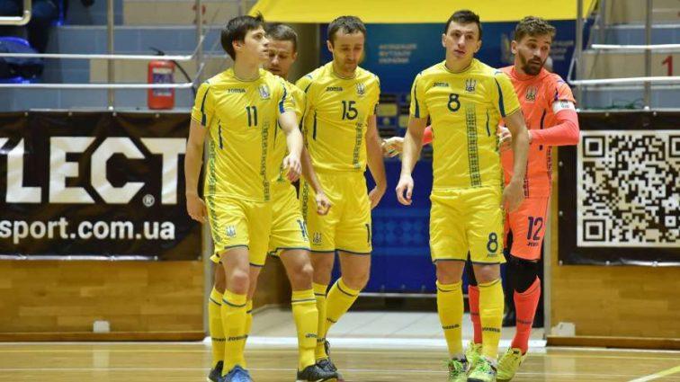 Сборная Украины проведет товарищеский матч с Казахстаном в Киеве