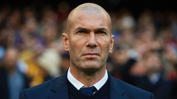 Зидан: Сейчас Реал на 4-м месте, но играть еще 6 месяцев