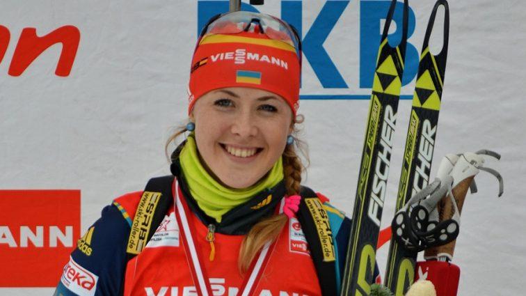 Украинская биатлонистка рассказала, какие задачи стоят перед её командой