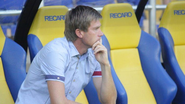 Украинский тренер возглавил аутсайдера чемпионата Азербайджана