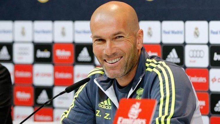 Зинедин Зидан: «Можем быть очень довольны тем, как складывается для нас сезон»