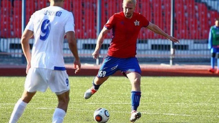 Футболист из России подписал контракт с Мариуполем