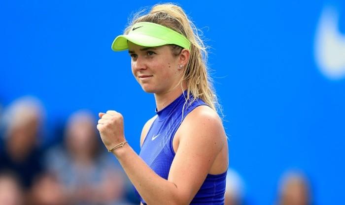 Лучшая теннисистка Украины очаровала поклонников фото во время стирки