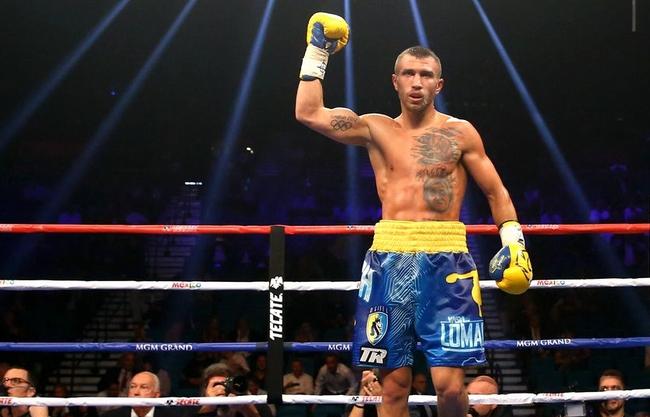 Ригондо не считает Ломаченко лучшим боксером мира