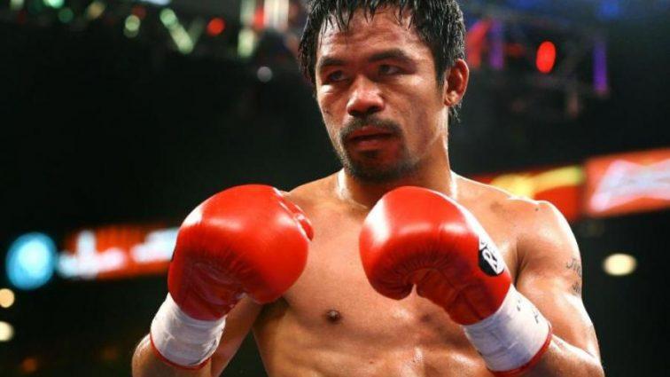 Легендарный боксер отказался от огромного гонорара бой с Пакьяо