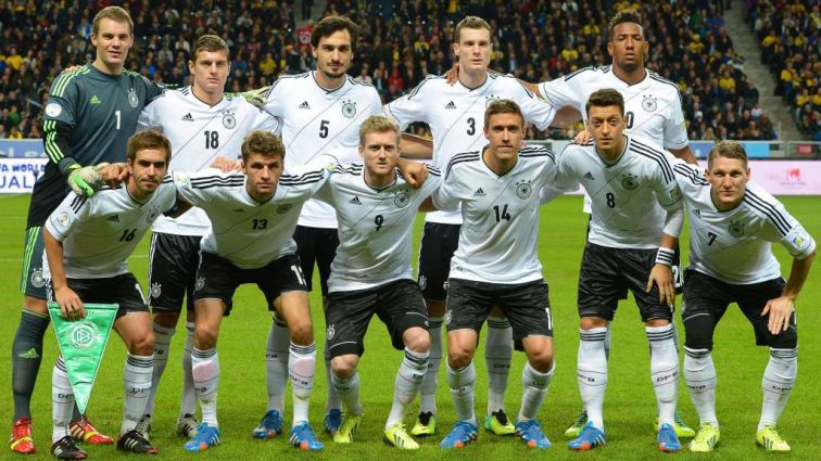 Футболисты сборной Германии получат огромные призовые за победу на чемпионате мира