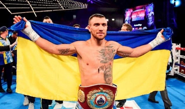 Ломаченко назван лучшим боксером года