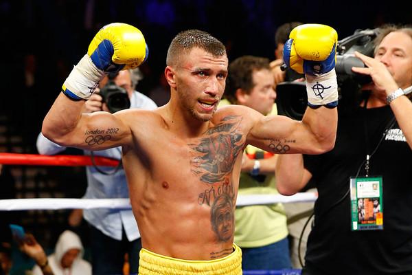 Ломаченко признан лучшим боксером года