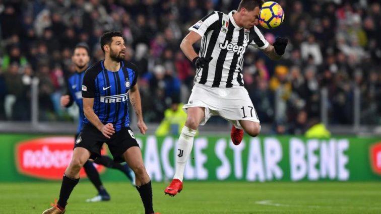 Чемпионат Италии: Ювентус и Интер расписали сухую ничью