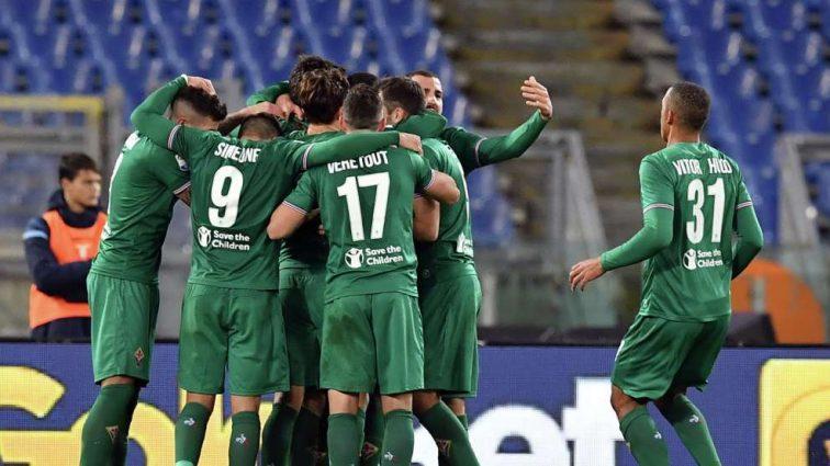 Чемпионат Италии: Фиорентина одолела Кальяри