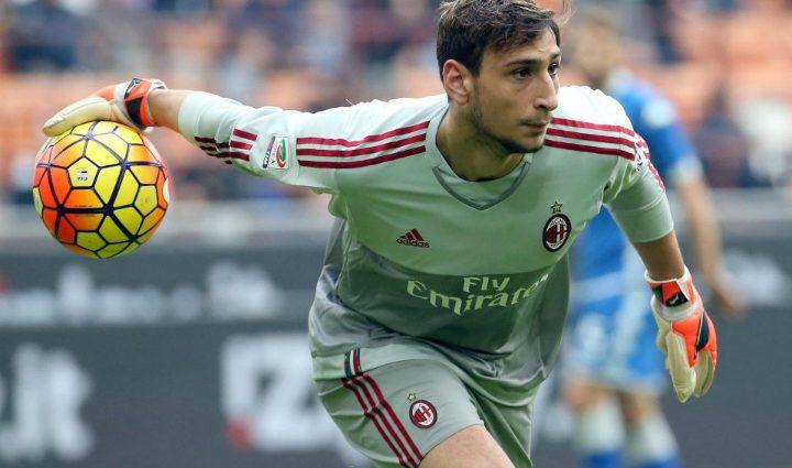 Болельщики Милана довели до слез молодого вратаря команды