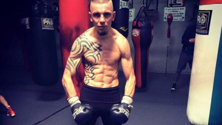 Украинского боксера отправили в нокаут