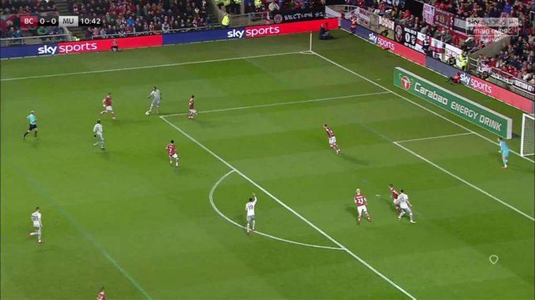 Сенсация Кубка английской лиги: «Манчестер Юнайтед» проиграл «Бристолю»