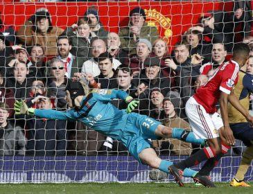 Дубль Лингарда принес победу «Манчестер Юнайтед» над «Арсеналом»