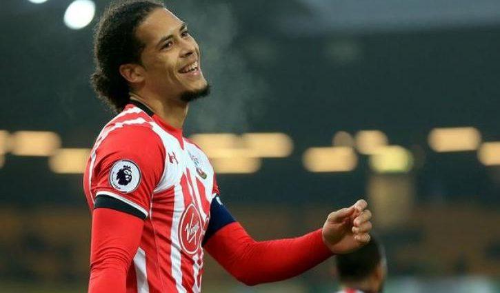 Манчестер Сити попробует перехватить у Ливерпуля нидерландского защитника