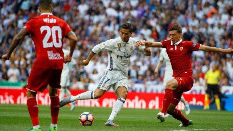 Реал — Севилья: Прогноз и ставки букмекеров на матч чемпионата Испании