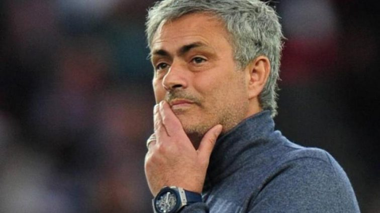 Моуринью устроил массовую драку после поражения от Манчестер Сити
