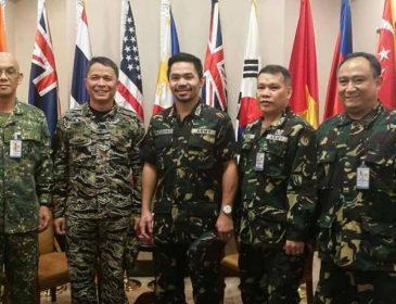 Пакьяо получил звание полковника