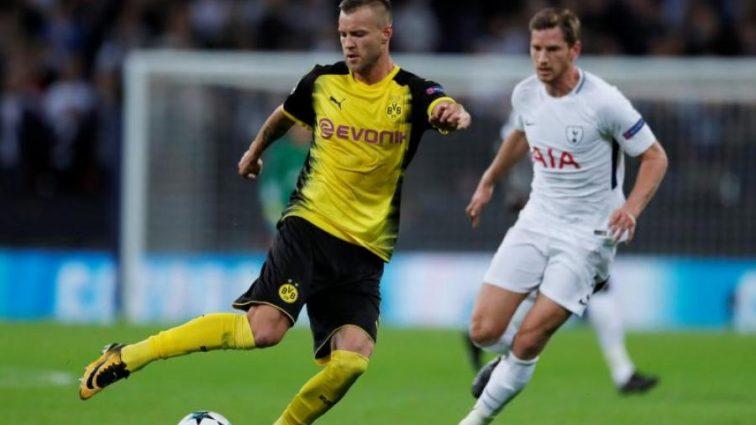 Ярмоленко вошел в топ-25 самых дорогих футболистов чемпионата Германии