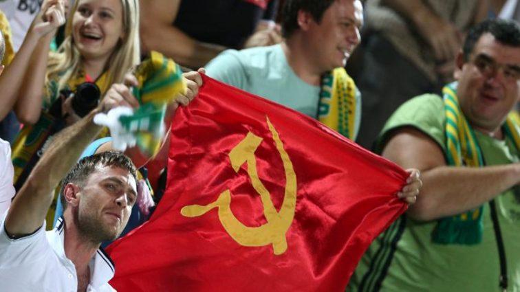 Россия хочет выступать на Олимпиаде-2018 с флагом и гимном СССР