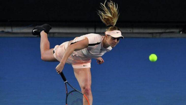Australian Open: Свитолина уничтожила очередную соперницу
