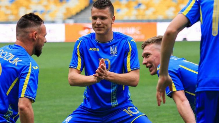 Ярмоленко и Коноплянка получили оценку своего уровня от Kicker