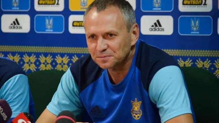 Молодежная сборная Украины 22 марта проведет товарищеский матч против Словении