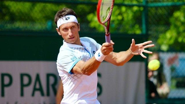 Украинский теннисист не сумел пробиться во второй раунд престижного турнира