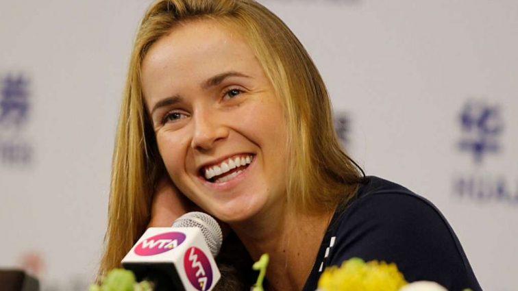 Она одна из самых красивых теннисисток современности. А видели ли вы любимого Элина Свитолина? Этот британец просто мечта!