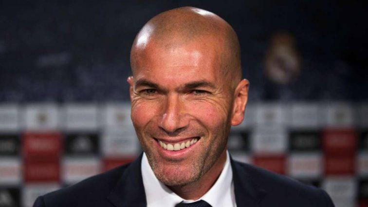 Зидан: Роналду хочет Завершить карьеру в Реале