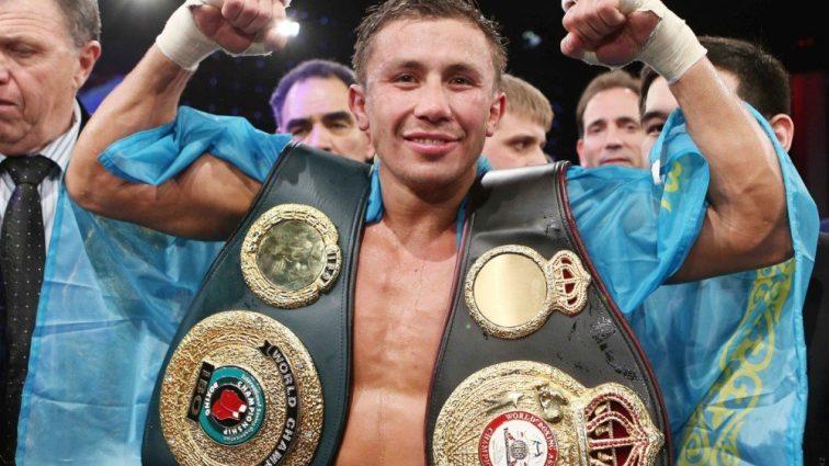 Геннадий Головкин признан WBC лучшим боксером 2017 года
