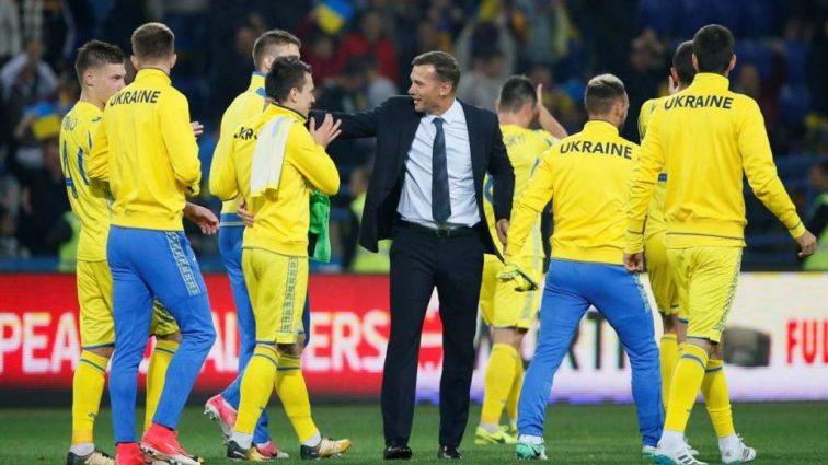 Украина в Испании проведет спарринг с участником ЧМ-2018