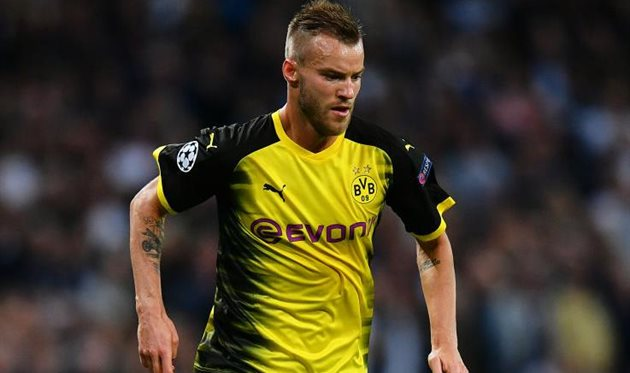Ярмоленко может стать соавтором лучшего гола года в чемпионате Германии