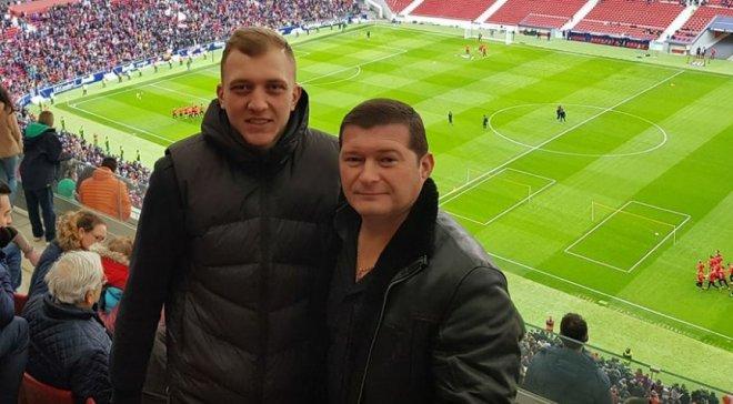 Агент Зозули Кузьменко: Кучер меня подставил, Альбасете хотел подписать с ним контракт