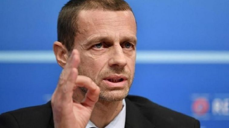 Маразм крепчает: УЕФА отменяет свое же нововведение