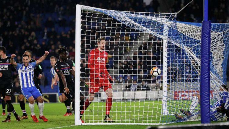 Система VAR впервые в Англии – как прошел исторический дебют на матче Брайтон – Кристал Пэлас