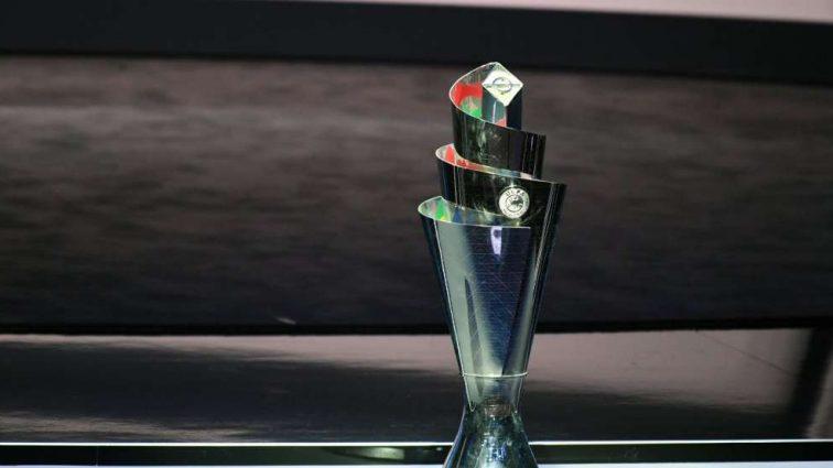 Семь килограмм серебра: представлен трофей Лиги наций