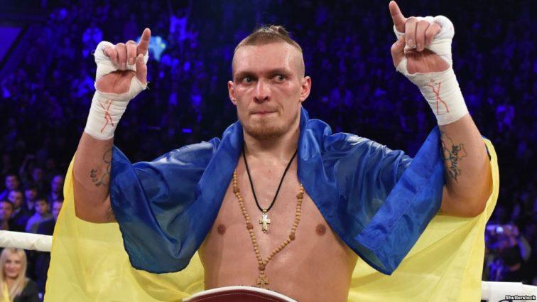 Усик — главный фаворит боксерской суперсерии