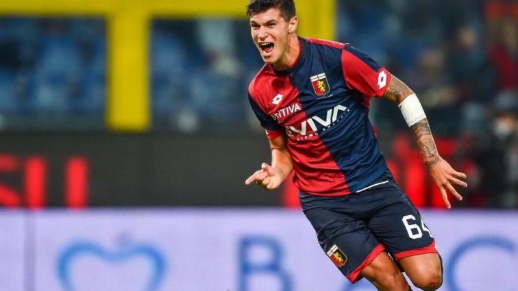 16-летний талант Пеллегри перейдет в Монако за 20 млн евро
