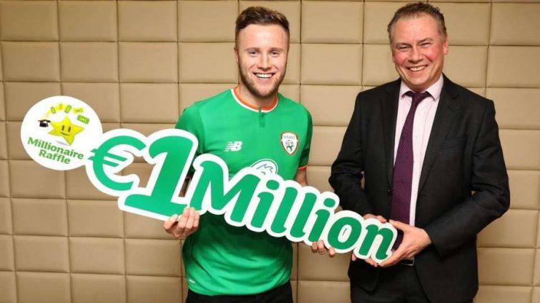 Футболист английского клуба выиграл миллион евро в лотерею