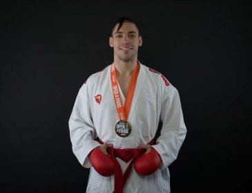 Украинцы успешно стартовали на международных соревнованиях по каратэ