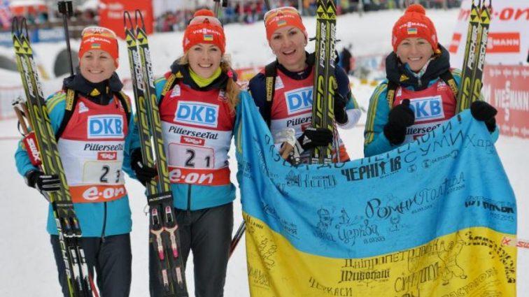Стал известен состав сборной Украины по биатлону на этап Кубка мира в Оберхофе