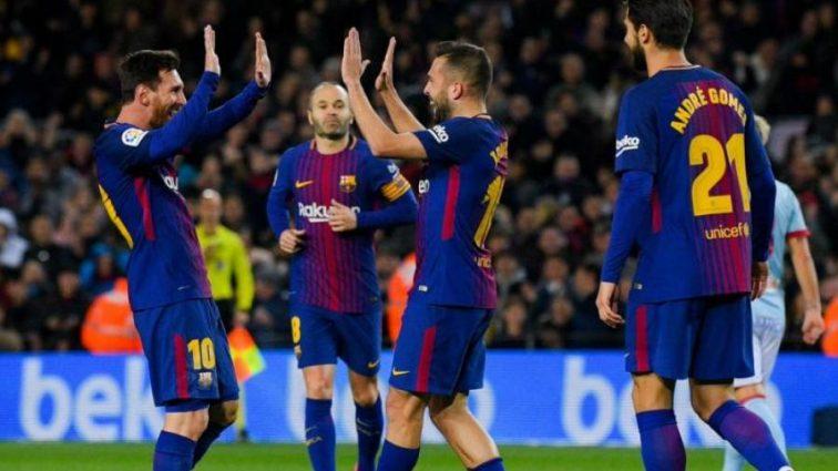 Барселона уничтожила Сельту в Кубке Испании